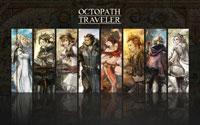 Free Octopath Traveler Wallpaper