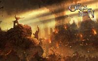 Free Of Orcs and Men Wallpaper