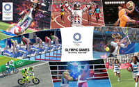 Free Olympic Games Tokyo 2020: The Official Video Game Wallpaper