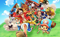 Free One Piece: Unlimited World RED Wallpaper