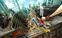 Free One Piece: World Seeker Wallpaper