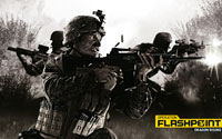 Free Operation Flashpoint: Dragon Rising Wallpaper