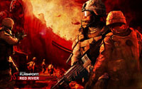 Free Operation Flashpoint: Red River Wallpaper