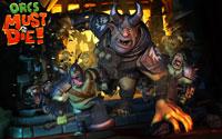 Free Orcs Must Die Wallpaper