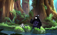 Free Ori And The Blind Forest Wallpaper