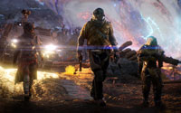Free Outriders Wallpaper