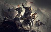 Free Overkill's The Walking Dead Wallpaper