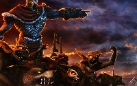 Free Overlord II Wallpaper