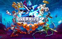 Free Override 2: Super Mech League Wallpaper