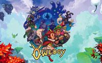 Free Owlboy Wallpaper
