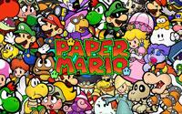 Free Paper Mario Wallpaper
