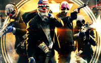Free Payday 2 Wallpaper