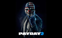 Free Payday 2 Wallpaper