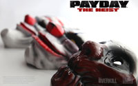 Free Payday: The Heist Wallpaper