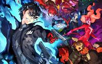Free Persona 5 Strikers Wallpaper
