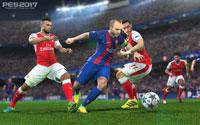 Free Pro Evolution Soccer 2017 Wallpaper