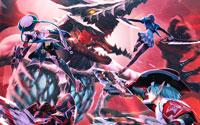 Free Phantasy Star Online 2 Wallpaper