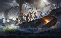 Free Pillars of Eternity II: Deadfire Wallpaper