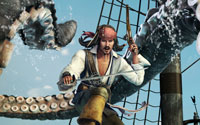 Free Pirates of the Caribbean: At World's End Wallpaper