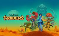 Free PixelJunk Raiders Wallpaper