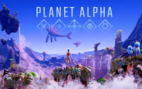 Free Planet Alpha Wallpaper