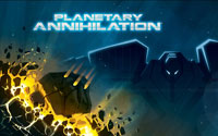 Free Planetary Annihilation Wallpaper