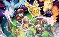 Free Pokémon Let's Go Pikachu and Pokémon Let's Go Evee Wallpaper