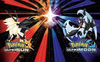 Free Pokémon Ultra Sun and Pokémon Ultra Moon Wallpaper