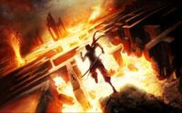 Free Prince of Persia Wallpaper