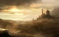 Free Prince of Persia: The Forgotten Sands Wallpaper