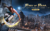 Free Prince of Persia: The Sands of Time Remake Wallpaper