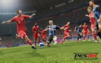 Free Pro Evolution Soccer 2014 Wallpaper