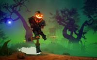 Free Pumpkin Jack Wallpaper