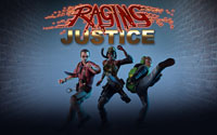 Free Raging Justice Wallpaper