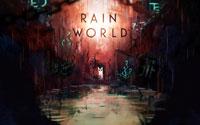 Free Rain World Wallpaper