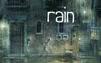 Free Rain Wallpaper