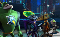 Free Ratchet and Clank: All 4 One Wallpaper