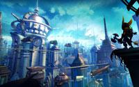 Free Ratchet & Clank Future: Tools of Destruction Wallpaper
