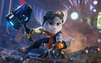 Free Ratchet & Clank: Rift Apart Wallpaper