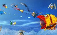 Free Rayman Origins Wallpaper