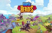 Free ReadySet Heroes Wallpaper