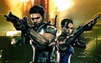 Free Resident Evil 5 Wallpaper