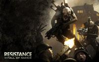 Free Resistance: Fall of Man Wallpaper
