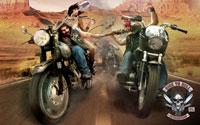 Free Ride to Hell: Retribution Wallpaper