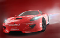 Free Ridge Racer 6 Wallpaper