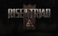 Free Rise of the Triad Wallpaper