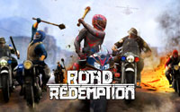 Free Road Redemption Wallpaper