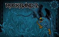Free Rock Band 2 Wallpaper