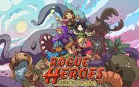 Free Rogue Heroes: Ruins of Tasos Wallpaper