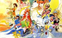 Free Romancing Saga Wallpaper